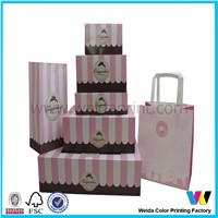 cupcake box with 1 to 24 cups