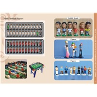 specialized in the field of 3d plastic toys for more than 10years