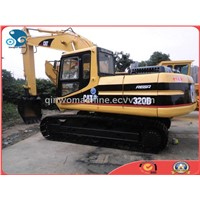 CAT USED Crawler Excavator (320B)