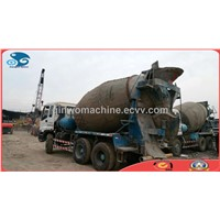Mini Isuzu Used Truck Concrete Mixer (9 CBM)