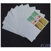 PVC inkjet sheet, inkjet film , laminating card material , A4,A3 plastic inkjet sheet
