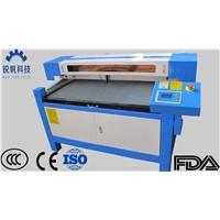 Large Cloth Hollowing Auto Laser Cutting Machine Rf-1325-Co2-150w