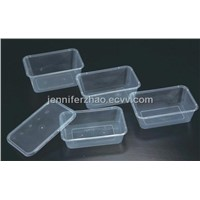 Disposable Lunch Box, PP Food Containers