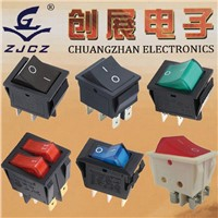 KCD4 rocker switch for home appliance