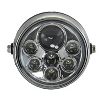 Motorcycle Headlight, LED Motorcycle Headlight