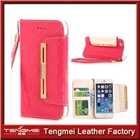 pu Leather Phone Accessories For iphone 6