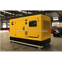 110KVA Soundproof Cummins Diesel Generator