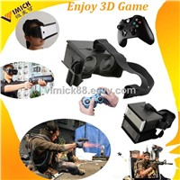 Lower Cost Mobile Phone 3D Virtual Reality Glasses