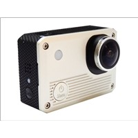 Newest 16mp wifi  waterproof full hd 1080p action  camera 170degree  wide angle action sports camera