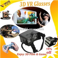 virtual reality glasses 3D headset hot gift of 3D movies/games