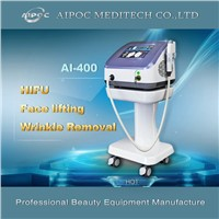 HIFU high intensity focus ultrasoubd beauty equipment