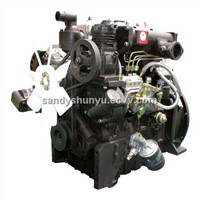 Dongfeng tractor diesel engine  TY395 diesel engine