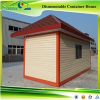 Morden Good Insulation Gable Container Home For Sale