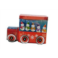 hot sale customized antique tin cars for christmas