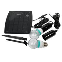 2.5W Solar energy led bulb light