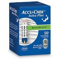Accu-Chek Aviva Plus Test Strips 50ct
