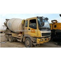Isuzu second hand mixer truck without profit lwo price