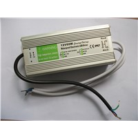 IP67 60W 12V LED Waterproof Power Supply with CE FCC ROHS CCC certificate