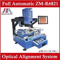 Original price mobile phone & laptop repair machine ZM-R6821 universal reballing station hot air gun