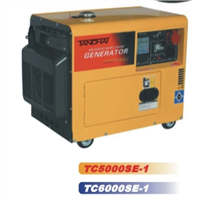 TC5000SE Diesel geneator,single phase