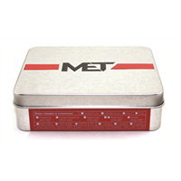 wholesale Tinpak tin box for game card