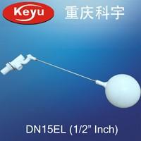 1/2'' Inch DN15EL Cistern Float Valve China Manufacturer