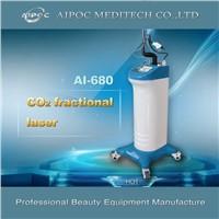 skin care beauty equipment CO2 Fractional laser