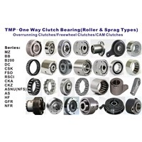 RSCI45 One Way Clutches Sprag Type (45x130x35mm) Overrunning clutches Stieber  Freewheel Clutch