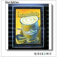 Illuminated Advertising Light Box Picture Panel