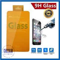 Iphone 6 Mobile Phone Screen Protector , Tempered Glass Anti Glare Screen Protector