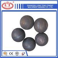 Special Cast and Forged Steel Grinding Balls For Ball Mill