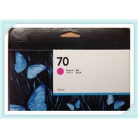 for H^P 70 Magenta Ink Cartridge C9453A Factory Sealed