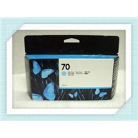 professional printer consumables for H^P 70 Ink Cartridge C9390A Light Cyan best selling products