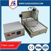 multi head 4 axis mini pcb cnc milling machine/cnc router woodworking cutting machine 3040