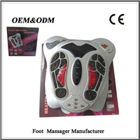Blood Circulation Device Comfortable Health Care Foot Massager