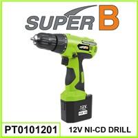 12V Ni-cd Cordless Drill; Professional Cordless Drill