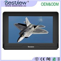 5 inch support 1080p on camera field broadcast monitor