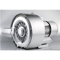 side channel blower, for suction and blow