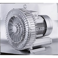 High pressure blower side channel blower regenerative blower 2HB2