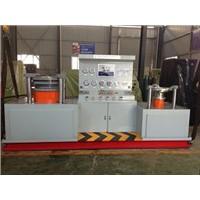 butterfly valve test machine, valve test bench, valve test bed(low price)