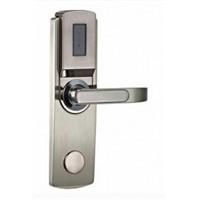 High quality popular Smart card hotel door lock safe handle design
