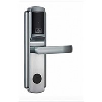 Hot sell Modern design RF card password door lock safe handle design