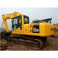 Used Komatsu PC220-8 Crawler Excavator/Excellent Quality PC220-8 Komatsu Excavator
