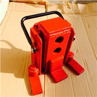 Hydraulic toe jack parameters and applications