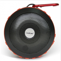 LuguLake Shockproof UFO Bluetooth Speaker