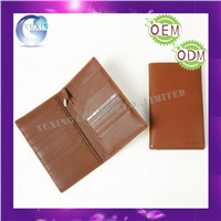 Promotion gift travel document wallet holder