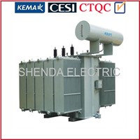 ZHS Series Oil immersed Rectifier Transformer