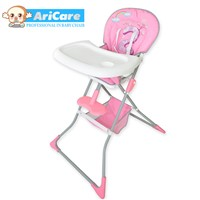 2015 New design comfortable safe baby high chair with EN14988