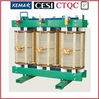 6mva 6 mva 11kv 33kv 3 phase epoxy cast resin dry type power transformer