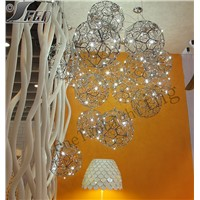 Beautiful hot sell ball led lighting for wedding decorative